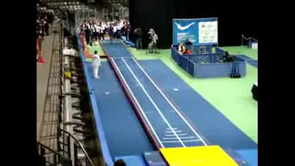 New World Record for tumbling 14.6 Andrey Krylov