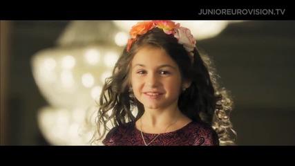 Eurovision 2014! Krisia, Hasan and Ibrahim - Planet Of The Children | Официално видео + Текста