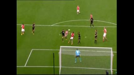 ВИДЕО: Арсенал - Хъл Сити 2:2