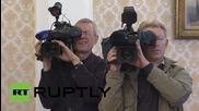 """Русия: """"Механичният подход"""" няма да реши проблема бежанците - Лавров"""