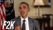 Защо Обама не може да се сравни с Мандела