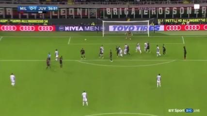 22.10.16 Милан - Ювентус 1:0