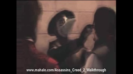 Assassins Creed 2 Walkthrough - Mission 2 You Should See the Other Guy Hd