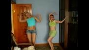 Руски момичета Танцуват И Се Хилят Тъпо