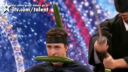 Просто гледай! - Britains Got Talent 2010