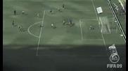 Fifa 09 - Странична Ножица На Естебан Камбиасо