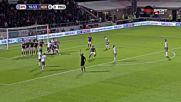 Нортхямптън Таун - Манчестър Юнайтед 1:1 /първо полувреме/