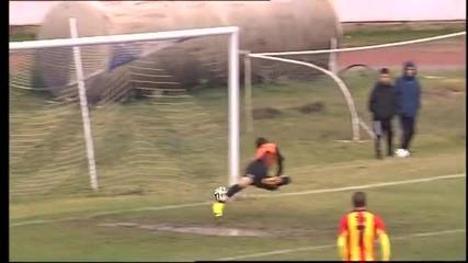 ВИДЕО: Левски вече води с 2:0 на Спартак във Варна