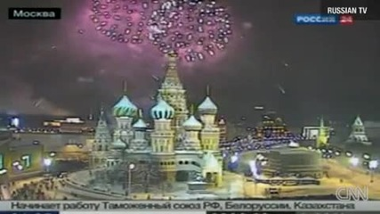 new year in moskow 2010
