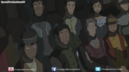 The Legend of Korra S2e11 Night of a Thousand Stars