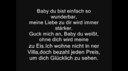 Kyra Feat Mc Amino - Ich Liebe Dich