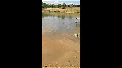 кора и лора на вода