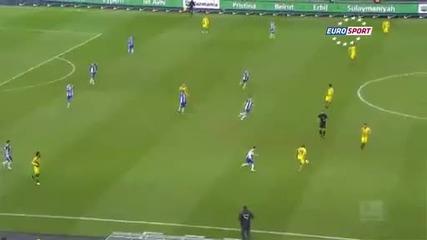 Херта Берлин - Борусия Дортмунд 1:0