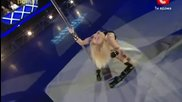 Незабравим талант на Украйна ! Anastasia Sokolova - Pole dance - Ukraine Got Talent