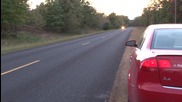 пребиване с мотор 100km/h