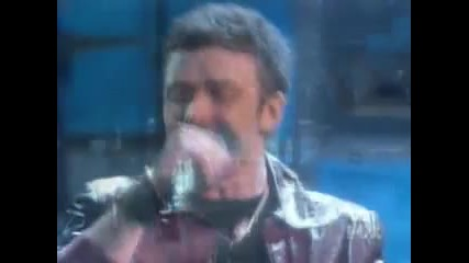 Justin Timberlake - Cry Me A River Live