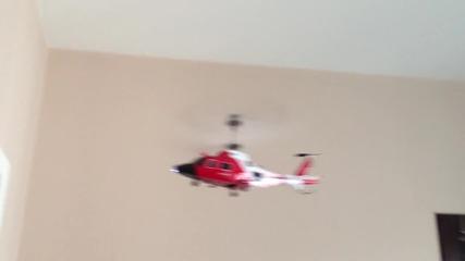 Много як мини хеликоптер!