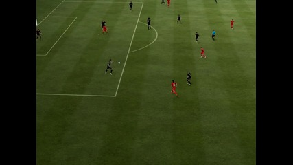 Чудесен гол на Fifa 12