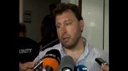 Вуцов: Не обвинявам Лудогорец и не им се сърдя