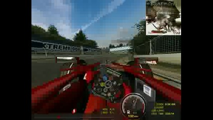 Ferrari F2008 On Rfactor