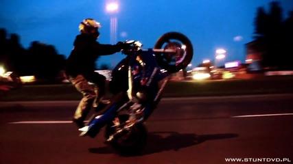 Stunt Dvd Ostra Jazda Trailer