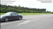 Nissan Gtr vs Ferrari 599 Gtb F1