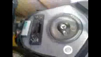 Peugeot Speedfight Audio I
