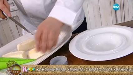 """Шеф Петров показва нагледно най-новите тенденции в кулинарията - """"На кафе"""" (06.01.2017)"""