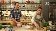 Индийски хлебчета, пикантни кюфтета, крем от тиква - Бон Апети (29.10.2014)