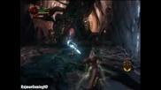 God of War Iii Playthrough Part 44 [zeus Battle #2] True - Hd Quality