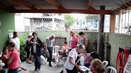 Излекувайте болния си домашен любимец в духовния център за животни в San Paolo