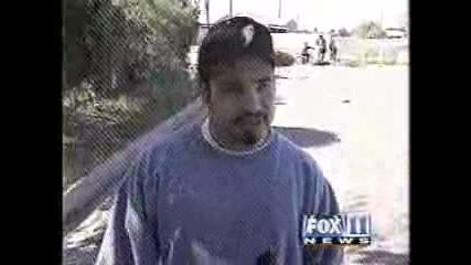 Мексиканци Vs Негри В Compton