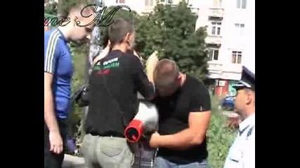 Боян Расате - Арестуван По Времена Гейпарада