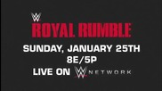 Wwe Royal Rumble 2015 - Promo/ Кралско Меле 2015 - Промо