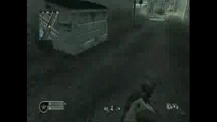 Call Of Duty 4 - Gameplay : Perksa