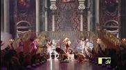Lady Gaga - Paparazzi ( Live at Mtv Europe Music Awards) ( H D )