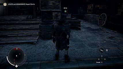 Bg Assassin's Creed Syndicate Walkthrough Gameplay Part 1 -jacob (ps4)