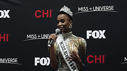 USA: South Africa's Zozibini Tunzi wins Miss Universe 2019