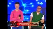 X Factor - Ангел И Моисей - Wasn't Me
