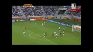Аржентина - Германия 0:3 - Третия гол на Германия
