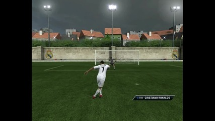 Fifa 11 Rabona Tutorial