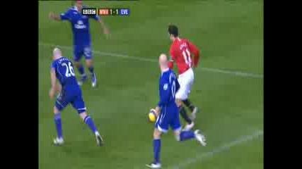 Manchester Utd. 2:1 Everton