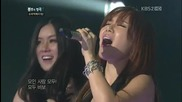 Lim Jeong Hee- Come Together 111231 Immortal Song 2