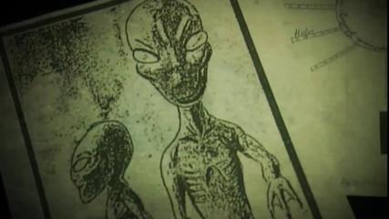 Британските НЛО тайни