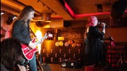 Milena Slavova and band - Месо live @ RockIT - 25.02.2015