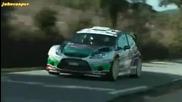 Jari-matti Latvala - Ford Fiesta Wrc - Rally du Var 2011