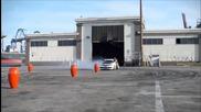 Ken Block тества Subaru Impreza Wrx Sti