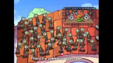 Plants vs Zombies Music Video