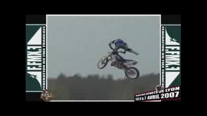 Moto Fmx - Lyon - Freestyle Motocross