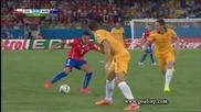 Чили 3:1 Австралия 13.06.2014